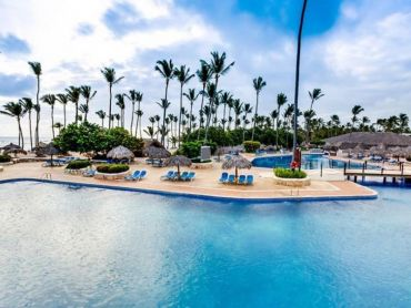 фото Sirenis Punta Cana Resort Casino & Aquagames 5* - семейный SIRENIS PUNTA CANA RESORT CASINO